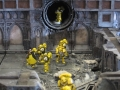 Forge World Zone Mortalis diorama